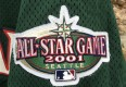 2001 IchiroSeattle Mariners American League All Star MLB jersey size XXL authentic Majestic