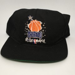 1992 Starter NBA All Star Game Snapback hat Orlando