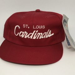 vintage St. Louis Cardinals NFL Snapback hat sports specialties