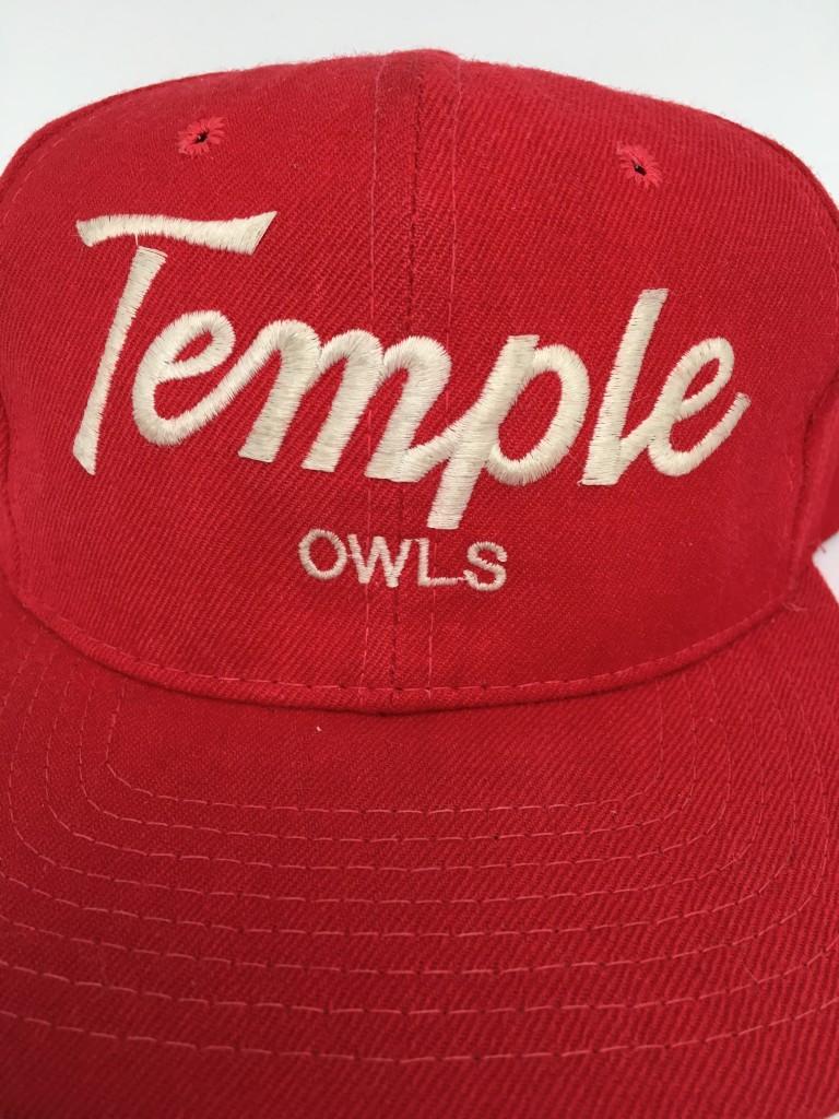 online store d0535 abbf2 ... core 9fifty snapback cap ec9aa 206c8  netherlands vintage 90s temple  owls sports specialties script snapback hat ncaa 5d834 5a2c3