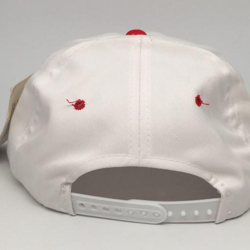 90's Atlanta Hawks Sports Specialties NBA Script snapback hat