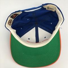 90's Edmonton Oilers Sports Specialties Script NHL Snapback hat