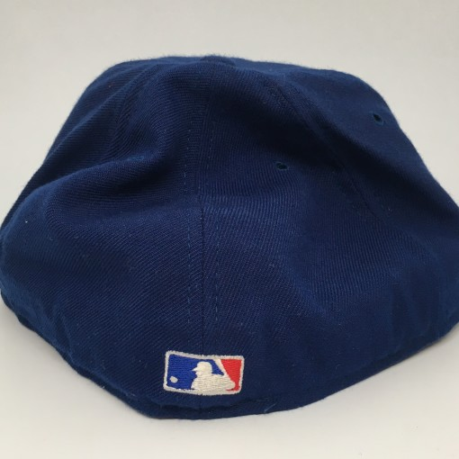 1997 Toronto Blue Jays New Era Authentic Fitted Hat size 7 1/2