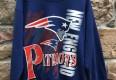 1996 New England Patriots vintage NFL crewneck sweatshirt size Large