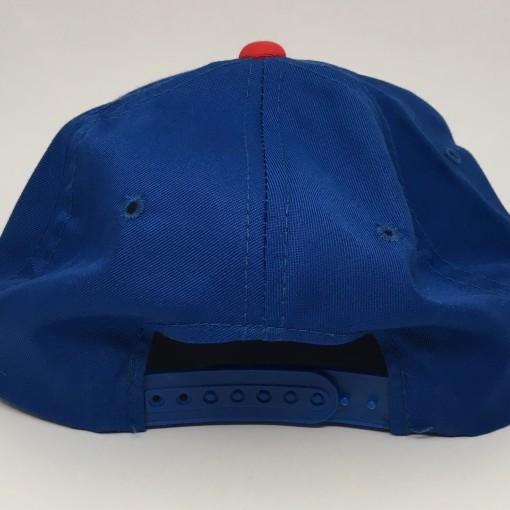 90's Buffalo Bills Sports Specialties Script NFL snapback hat