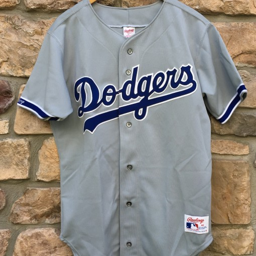 90's Los Angeles Dodgers Authentic Rawlings Diamond Collection MLB Jersey size 40 Medium