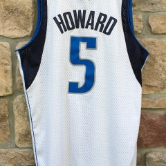 josh Howard Dallas Mavericks Adidas Swingman NBA jersey size large