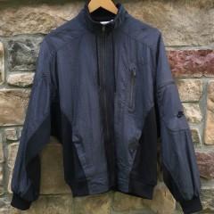 90's Nike Force Grey windbreaker jacket vintage OG