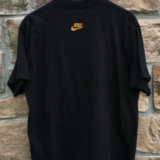 1992 Nike Air Jordan MVP T shirt size Large grey tag