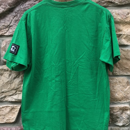 early 90's Philadelphia Eagles Starter Kelly green nfl t shirt size large vintage