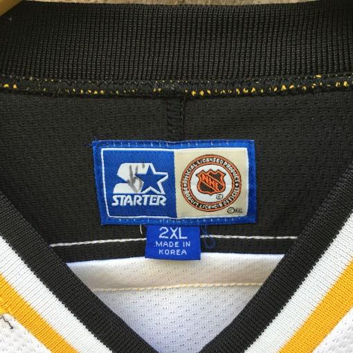 Vintage 90's Boston Bruins Starter NHL jersey size 2XL