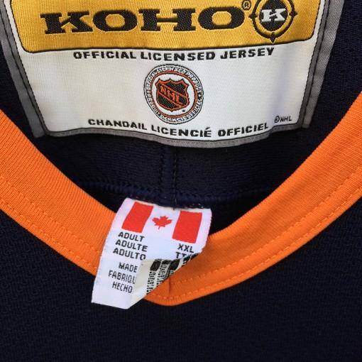 vintage New York Islanders Koho NHL jersey size XXL blue
