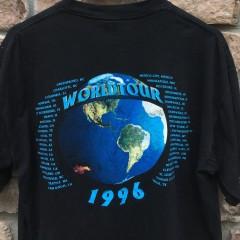 1996 ACDC ballbreaker wolrd tour concert t shirt size XL Brockum