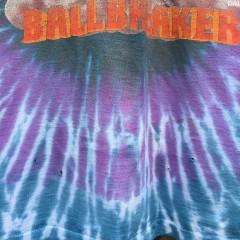 1996 ACDC Ballbreaker world tour tie dye t shirt size XL vintage OG