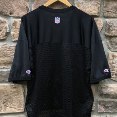 90's Pittsburgh Steelers Champion authentic pro line practice NFL jersey size 48 XL