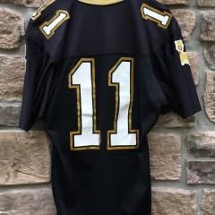 887944867 vintage 80 s New Orleans Saints Authentic Sandknit NFL jerseys size 40  medium
