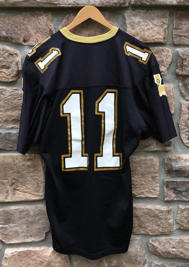 vintage 80 s New Orleans Saints Authentic Sandknit NFL jerseys size 40  medium 25ea45730