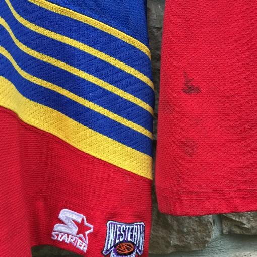 90's St. Louis Blues Starter vintage NHL hockey jersey size XL