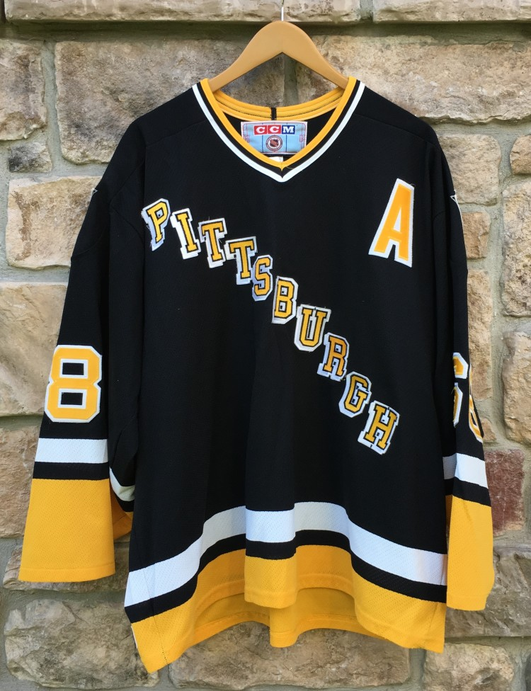 new style aeb2a 674a4 1995 Jaromir Jagr Pittsburgh Penguins CCM NHL Jersey Size XXL