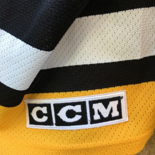 vintage 1995-96 90's Pittsburgh Penguins Jaromir Jagr CCM NHL Jersey size XXL