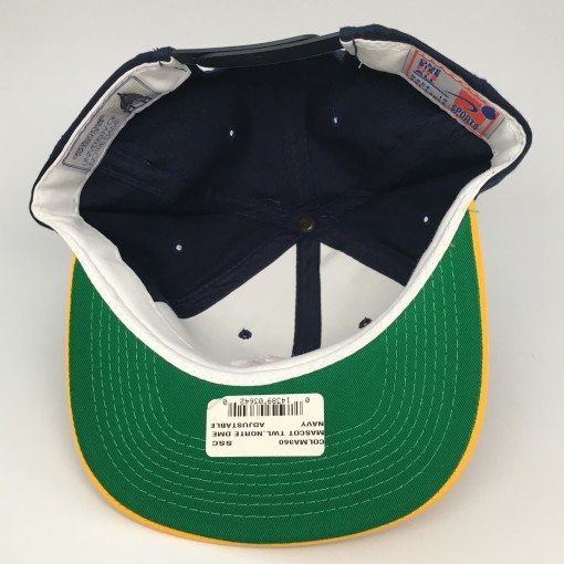 deadstock original 90's Notre Dame Fighting Irish Sports Specialties  NCAA snapback hat