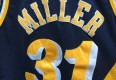 1995 Reggie Miller Indiana Pacers Authentic Champion NBA jersey size 48 XL Flo Jo