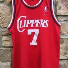 1983 Lamar Odom Nike rewind NBA swingman jersey los angeles clippers size medium