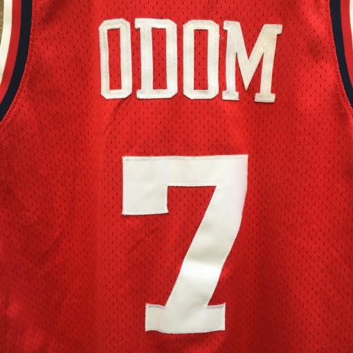 1983 Lamar Odom Nike rewind NBA swingman jersey los angeles clippers size medium