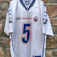 2005 Donovon McNabb Philadelphia Eagles Pro Bowl NFL reebok jersey size xl