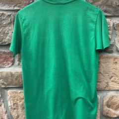 90's philadelphia eagles kelly green logo 7 throwback vintage nfl t shirt size medium