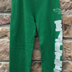 90's Philadelphia Eagles Logo 7 Kelly green sweatpants size small