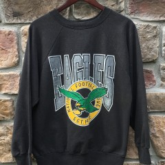 vintage 90's Philadelphia Eagles crewneck sweatshirt size large