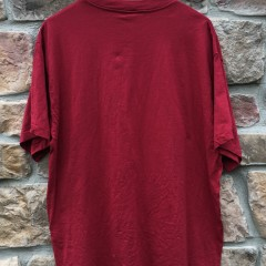 1994 Arizona Cardinals Trench NFL t shirt maroon size XL