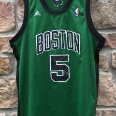 2008 Kevin Garnett Boston Celtics Adidas alternate NBA swingman jersey size medium