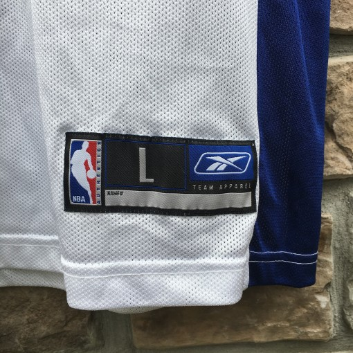 2003 Corey Maggette Los Angeles Clipper reebok nba jersey size large