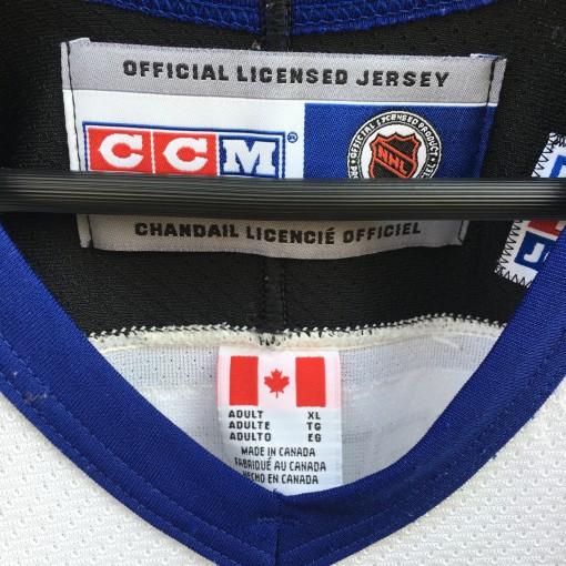 2004 Vincent Lecavalier Tampa Bay Lightning CCM NHL hockey jersey size XL