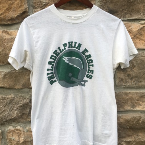 70's-80's Philadelphia Eagles vintage NFL t shirt original