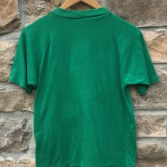 70's-80's Philadelphia Eagles vintage NFL t shirt original  Kelly Green ladies youth