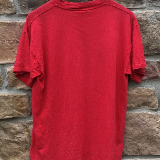 90's Nike grey white red tag just do it t shirt size medium