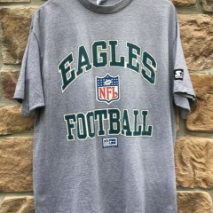 1996 Philadelphia Eagles starter pro line authentic NFL t shirt size XL