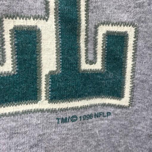 1996 Philadelphia Eagles starter pro line authentic NFL t shirt size XL