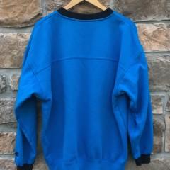 90's Carolina Panthers vintage Lee nfl crewneck sweatshirt size large powder carolina blue