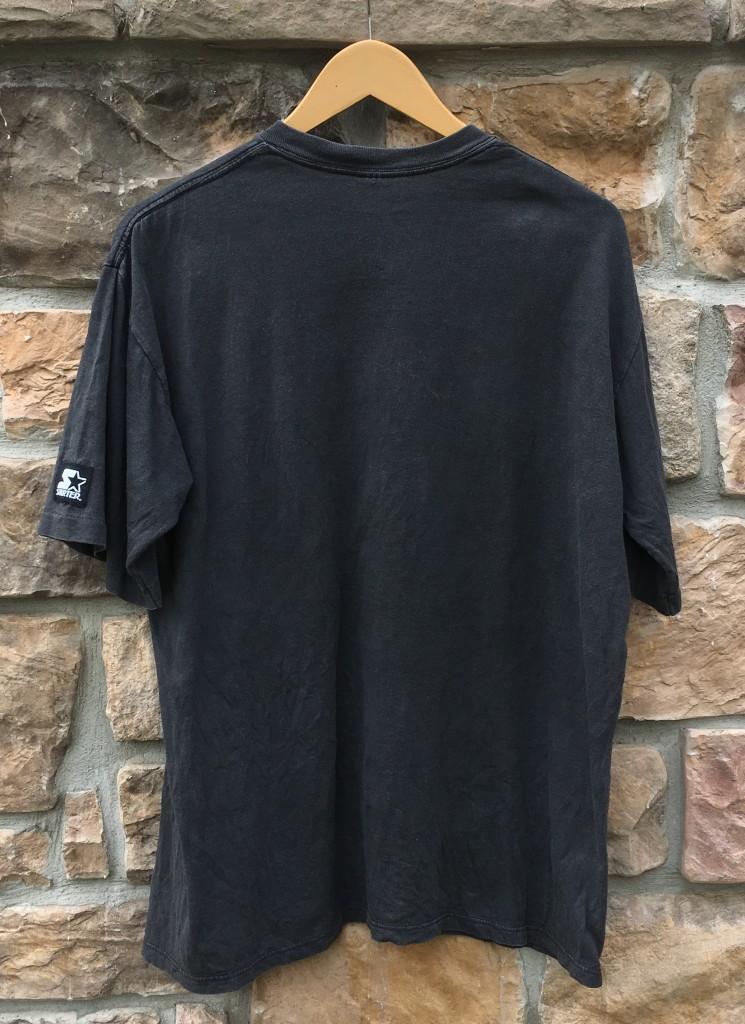 435951f98 early 90 s Minnesota Timberwolves Starter NBA T shirt size Large
