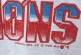 1988 los Angeles Dodgers World Series champions screen stars MLB t shirt size XL