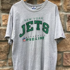 1996 New York Jets Champion Pro Line NFL t shirt size XL