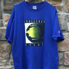 90's Nike Challenge Court tennis t shirt grey tag size XL