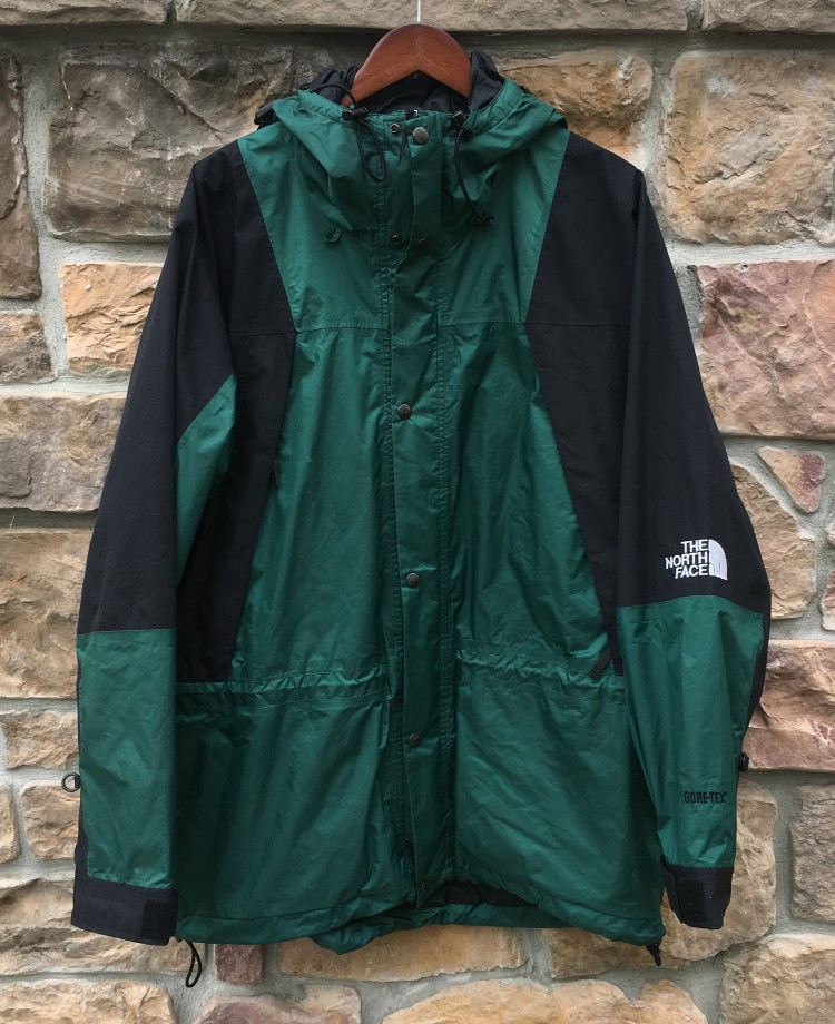 2d58b8e5b 90's The North Face Gore Tex Mountain Light Parka Jacket Size XL