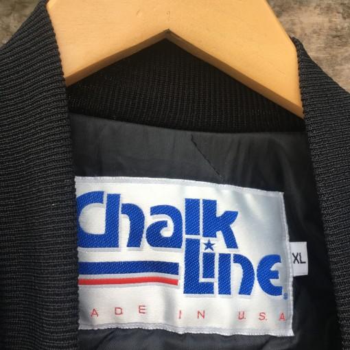 90's Philadelphia Eagles Chalkline Fanimation NFL Jacket size XL