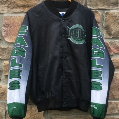 90's Philadelphia Eagles Chalkline Fanimation NFL Jacket size XL