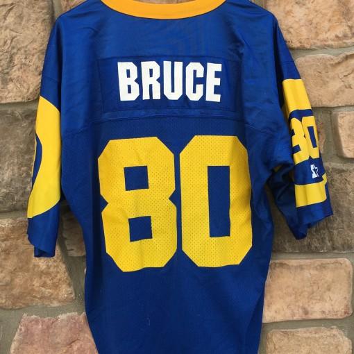 1995 Isaac Bruce St. Louis Rams Starter NFL Jersey size XL 52